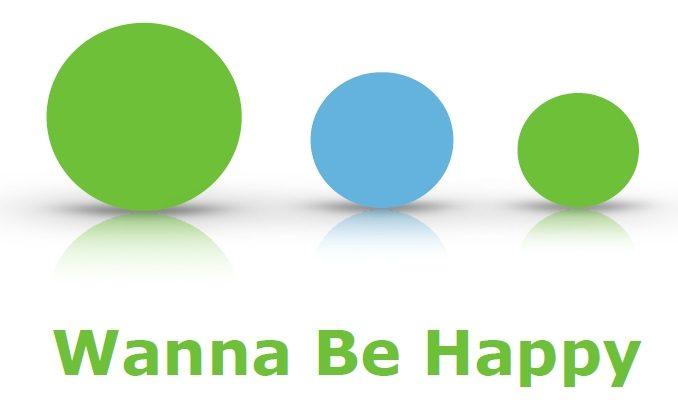 Wanna Be Happy